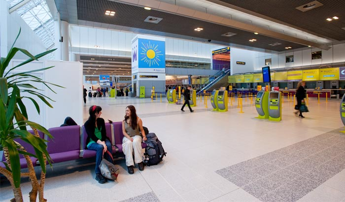 Manchester Airport Terminal 2