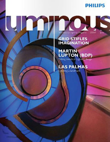 Luminous 1 cover