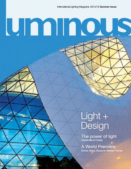 Luminous 13 cover
