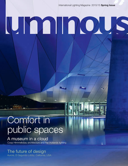 luminous 15 cover