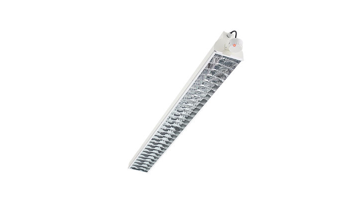 image of Philips UV-C disinfection linear luminaire with sensor