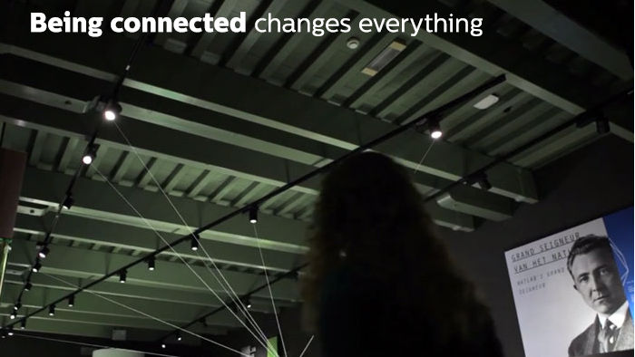 Connected lighting video