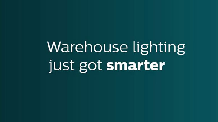 GreenWarehouse - Warehouse lighting just got smarter