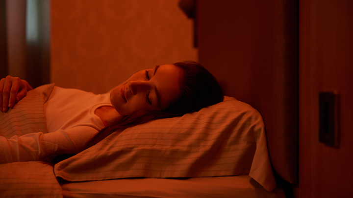 Hotel lighting: Philips Lighting's RoomFlex provides a refreshingly natural wakeup experience for guests